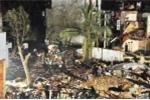 Trắng đêm tìm kiếm thi thể nạn nhân vụ nổ kinh hoàng ở Sài Gòn