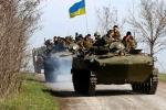 Nội chiến Ukraine: Quân chính phủ đấu súng dữ dội với người biểu tình