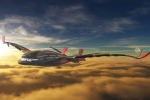 'Chim ưng' - Mẫu máy bay 800 chỗ của tương lai