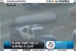 Video: Boeing-747 rơi cánh xuống bãi đỗ xe