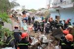 Vụ nổ kinh hoàng ở Sài Gòn: Kết thúc tìm kiếm thi thể nạn nhân