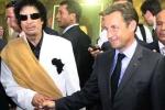 Báo Anh: Gaddafi 'đi đêm' với cựu tổng thống Pháp