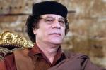 Cựu lãnh đạo Libya Gaddafi còn sống?