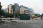 Cháy Trung tâm Thương mại Hải Dương: Ban quản lý 'né' trách nhiệm?