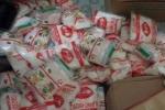 Hà Nội tiêu hủy 9 tấn hàng hóa giả nhãn mác