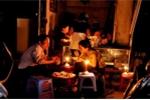 Clip: Thủ đô Hà Nội chìm trong bóng tối