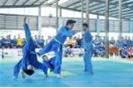 Quan chức Liên đoàn Vovinam khen giải đấu sinh viên