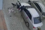 Xe 'điên' liên tiếp, Hà Nội ra 'lệnh cấm' giao chìa khoá cho nhân viên rửa xe