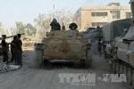 Syria sơ tán sở chỉ huy quân sự và an ninh ở thủ đô
