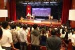 Hơn 1.000 sinh viên Đà Nẵng bàn về văn hóa tổ chức