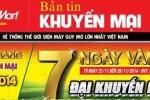 MediaMart tăng thêm 7 ngày Vàng Tháng khuyến mại