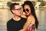 Vợ chồng Đoan Trang đón sinh nhật đôi đặc biệt tại Ấn Độ