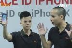 Video: Cận cảnh BKAV dùng mặt nạ đánh lừa Face ID trên iPhone X