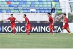 Video: Trong Hoang di bong ky thuat, ghi ban ha guc doi tuyen Malaysia hinh anh 1