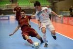 FIFA ca ngợi tinh thần tuyển Futsal Việt Nam