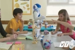 Robot giúp trẻ em phát âm tiếng Anh chuẩn như người bản ngữ
