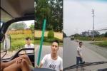Sự thật thông tin nhóm thanh niên chặn xe tải dọa giết tài xế ở Hà Nội