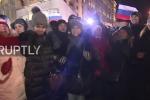 Video: Dân Nga reo hò nhảy múa mừng Tổng thống Putin tái đắc cử