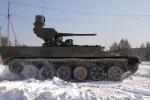 Cận cảnh 'Kẻ hủy diệt 2' phiên bản riêng của quân đội Nga