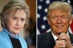 Bầu cử Mỹ: Donald Trump bứt phá thu hẹp khoảng cách với Hillary Clinton