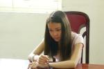 Vừa xuống xe khách, hot girl Điện Biên bị trinh sát bắt giữ cùng vali chứa heroin