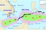 Bão Kai-tak suy yếu, bão Tembin tăng tốc tiến thẳng Biển Đông