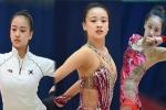Công chúa thể dục dụng cụ Hàn Quốc hớp hồn Olympic 2016
