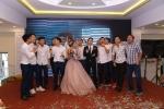 Dàn sao HAGL hát vui nhộn trong đám cưới cầu thủ xuất sắc nhất lứa Công Phượng