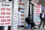 Phá thai ở Việt Nam: Những con số gây sốc