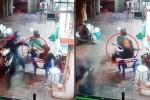 Clip: Bị cướp giật phăng điện thoại, cô gái bất lực chẳng buồn đuổi theo