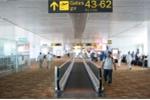 Lý do các sân bay thường trải lớp thảm dày ở sảnh