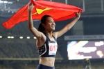 Tân nữ hoàng điền kinh Việt Nam: Mục tiêu của tôi là top 3 châu lục
