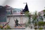 Video: Phong tỏa các cao điểm gần ga Đồng Đăng trước giờ đón ông Kim Jong Un