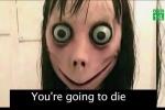 'Quái vật' Momo dọa giết cả nhà, bé trai 5 tuổi hoảng loạn không dám rời mẹ