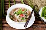 Phở bò viên và cao lầu được bình chọn là món ăn đường phố ngon nhất châu Á
