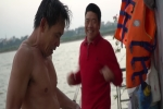 Video: Người lớn tuổi Hà Nội tắm sông giữa mùa đông 'cắt da cắt thịt'
