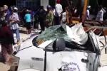 Clip: Hiện trường tai nạn thảm khốc, 5 người chết ở Lâm Đồng