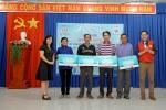 Cô gái Hà Lan trao tặng 40 con bò cho nông dân nghèo tỉnh Tây Ninh