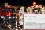 Công ty Rạng Đông xin lỗi dân, thừa nhận vụ cháy làm ô nhiễm môi trường