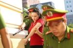 Hot girl Ngọc Miu đề nghị trả lại xe ô tô bị tịch thu để trả nợ ngân hàng