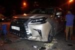 Ai là chủ nhân Lexus 'điên' tông hàng loạt người ở Thanh Hoá?