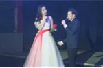 Hoa hậu Đỗ Mỹ Linh gây ngạc nhiên khi song ca cực ngọt cùng Dương Triệu Vũ