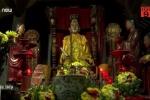 Kỳ bí pho tượng 700 năm tuổi biết đứng lên, ngồi xuống ở Hải Phòng