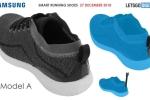 Samsung có thể trình làng giày thông minh tại CES 2019
