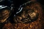 Bí ẩn xác ướp 2.400 năm tuổi vẫn mỉm cười dù bị treo cổ đến chết