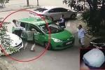 Tài xế taxi Mai Linh bị đánh phun máu tiếp tục gửi đơn lên Giám đốc Công an Hà Nội
