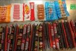 Đem mì ăn liền thịt lợn vào Đài Loan, hành khách bị phạt 150 triệu đồng