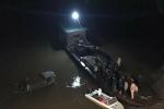Ô tô lao xuống sông, 2 cán bộ Bệnh viện Yên Bái thiệt mạng: Tin mới nhất