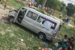 Ô tô băng qua đường ray bị tàu hỏa tông, 2 người chết