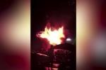 Video: Cháy quán karaoke làm 18 người chết ở Trung Quốc